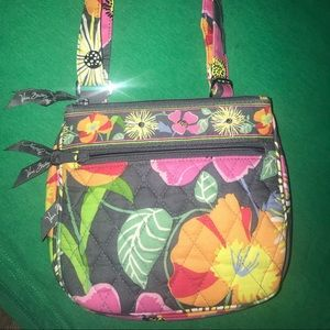 Vera Bradley Crossbody Mini Bag!